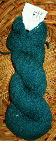lana boucle tropical Lagoon