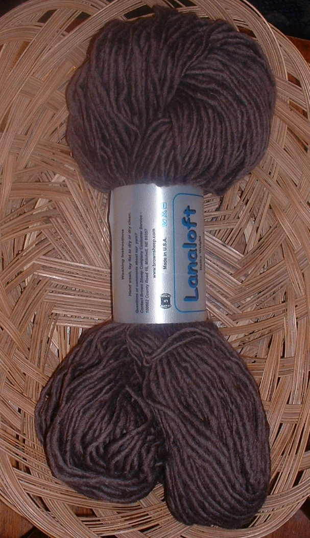 lana loft bulky agate