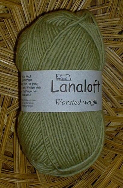 lana loft celery