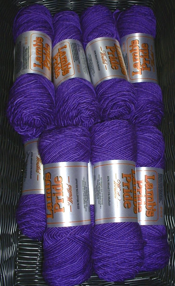 lambs pride rpyal purple flutter