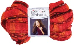 red heart boutique ribbons